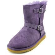 Kirkland Signature Shearling Youth US 1 Purple Ankle Boot UK 13