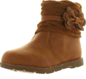 Lucky Top Canna 2 Baby Girls Shearling Boots Camel,Camel,6