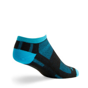 SockGuy Channel Air No-Show Thunder Cycling/Running Socks