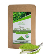 Premium Matcha Green Tea Powder from Japan | 100% Organic | Boost Energy & Focus | Super Antioxidant | One Ingredient | Great for Lattes, Baking, Smoothies | Eco Friendly Packaging