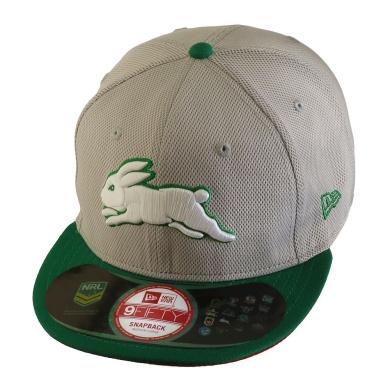 New Era 950 NRL Mock Mesh South Sydney Rabbitohs Snapback Cap