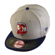 New Era 950 NRL Mock Mesh Sydney Roosters Snapback Cap
