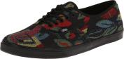 Vans Unisex Authentic Lo Pro Tapestry Floral Sneakers blackblack M4 W5.5
