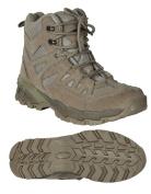 Voodoo Tactical 04-9680 Low Cut 15cm Desert Tan Boot Size 7