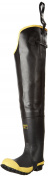 LaCrosse Men's Insulated Storm 31 ST Hip Boot,Black,8 M US