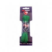Sof Sole Flat Green Laces