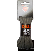 Sof Sole Oval Laces 110cm Grey