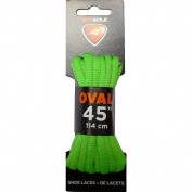 Sof Sole Oval Laces 110cm Neon Green