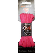 Sof Sole Oval Laces 110cm Neon Pink