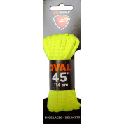 Sof Sole Oval Laces 110cm Neon Yellow