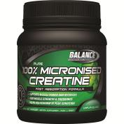 Balance 100% Micronised Creatine 250g