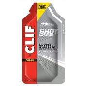 CLIF SHOT Energy Gel Double Expresso