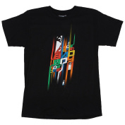 Bad Boy Youth Wired T-Shirt - Small - Black