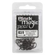 Black Magic KS Hook 3/0 Medium Pack