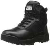 Original S.W.A.T. Men's Classic 15cm Side-Zip Military and Tactical Boot, Black, 10 D US