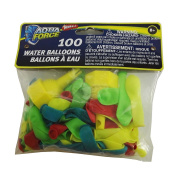 Aqua Force Balloons Refill Pack 100 pieces