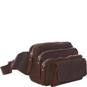 Vagabond Traveller Fashion Cowhide Leather Waist Packs