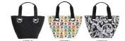 Joann Marie Designs MBFP Mini Bag - Flower Power Pack of 2