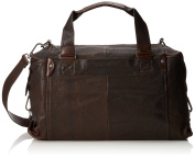 Men's Andrew Marc 'Bowery' Duffel Bag - Beige