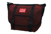 Manhattan Portage Waxed Canvas Messenger Bag - Medium