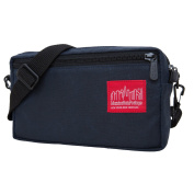 Manhattan Portage Waxed Canvas Jogger Shoulder Bag