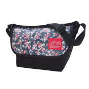 Manhattan Portage Floral Print Mini NY Messenger Bag