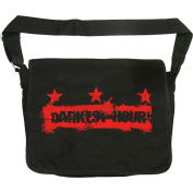 Darkest Hour Messenger Bag Black