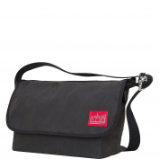 Manhattan Portage Waxed Vintage Messenger Bag LG Nylon Lining