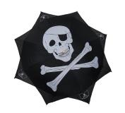 Jolly Roger Skull & Crossbones Umbrella Pirate