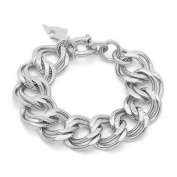18cm Amazing Design Stainless Steel Bracelet with Toggle Lock