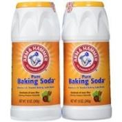 Arm & Hammer Pure Baking Soda Shaker 350ml