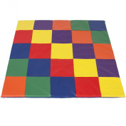 Best Choice Products BCP Kids Soft Cushioned Toddler Play Mat Mutli Coloured Activity Play Rest Time