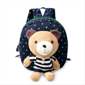 YST Cartoon Kindergarten Baby Shoulder Bag Children Safety Harness Backpack