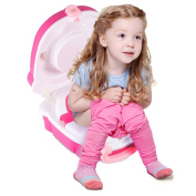 ONEDONE Portable travel potty Urinal for Boys and Girls Camping Car Travel - Perfect Mommy's Helper for Potty Training
