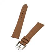 Invicta Honey 16 mm Wide Genuine Leather Strap
