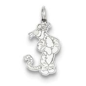 Sterling Silver Disney Tigger Charm
