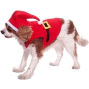 Santa Suit Pet Costume