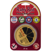 Ruby Red Face Paint .1800ml-Yellow