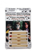 Bloody Mary 5-Stick Halloween Face Paint Crayons Kit