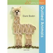 Search Press Books-Twenty To Make Quilled Animals