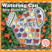 Midwest Products Mosaic Stepping Watering Can Stone Kit