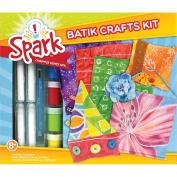 Spark Batik Fabric Painting Kit-