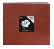 Sewn Leatherette Frame Snapload Album, 20cm x 20cm