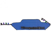 Drive Medical Stand-Up Sling, Blue, Large