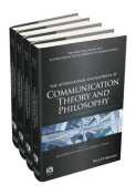 The International Encyclopedia of Communication Theory and Philosophy