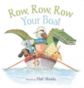 Row, Row, Row Your Boat Aussie Nursery Rhymes