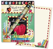 Lissom Design 25108 Match Book - No.1 Teacher