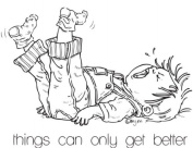 Stamping Bella Toby Is Two Cling Rubber Stamp, 17cm x 11cm