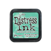 Tim Holtz Ranger Distress - January Colour Of The Month - Cracked Pistachio - Distress Ink Pad