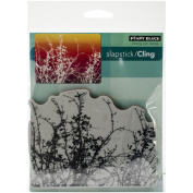 Penny Black Cling Rubber Stamp 13cm x 19cm Sheet-Etched Branches